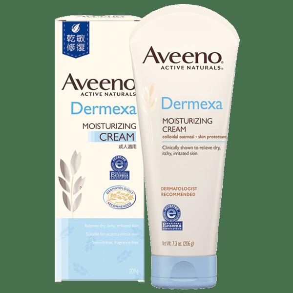 AVEENO® Dermexa Moisturizing Cream